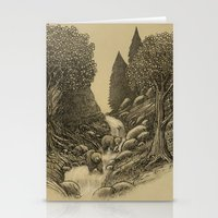 Bear Creek  Stationery Cards