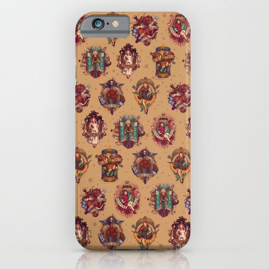 All Those Bright and Shining Companions iPhone & iPod Case