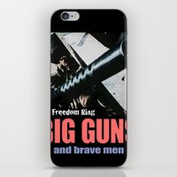 Let Freedom Ring iPhone & iPod Skin
