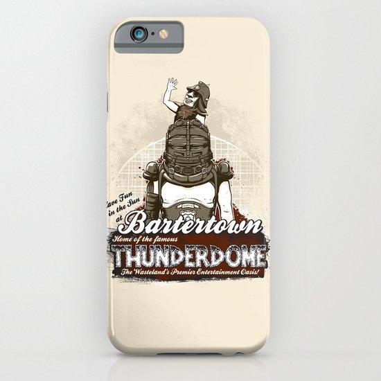 Visit Bartertown! iPhone & iPod Case