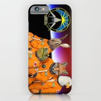 iPhone & iPod Case featuring STARFOX - The Lylat Space Program by John Medbury (LAZY J Studios)