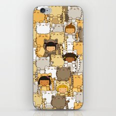 Lucky Cats iPhone & iPod Skin