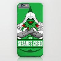 Sesame's Creed iPhone 6 Slim Case