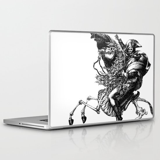 Napoleon Bonaparte Laptop & iPad Skin