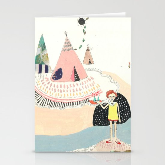 The Best of Times... Stationery Card