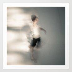 Dancer #3 Art Print