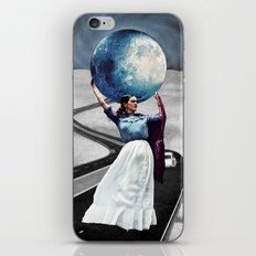 Obligatory Frida - PAINTING iPhone & iPod Skin