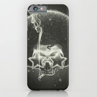 iPhone Cases featuring Mr. Stardust by Dr. Lukas Brezak