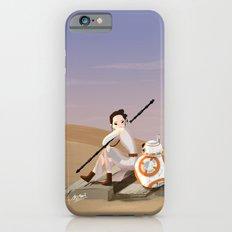 Rey & BB8 iPhone 6 Slim Case
