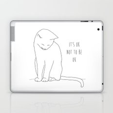 IT'S OK CAT Laptop & iPad Skin