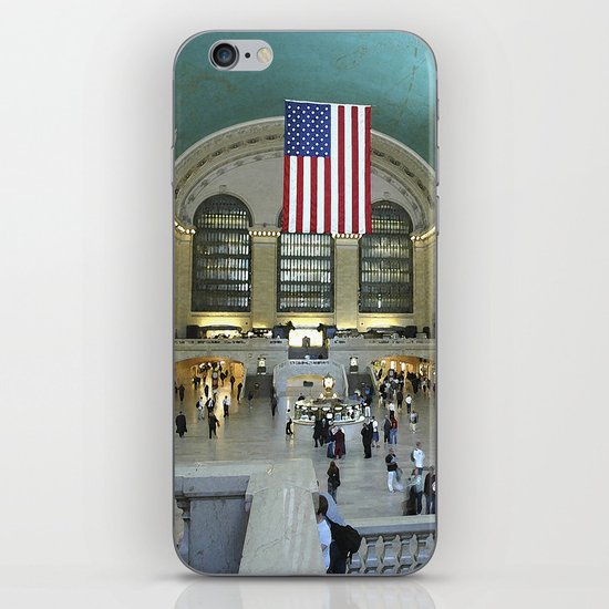 Grand Central Station New York  iPhone & iPod Skin