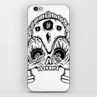 Gone Forever iPhone & iPod Skin