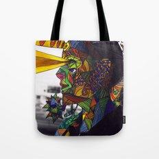 Psychoactive Bear 8 Tote Bag