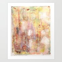 A Good Wife Knows Her Pl… Art Print