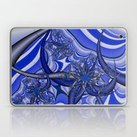 Splash of Blue Laptop & iPad Skin