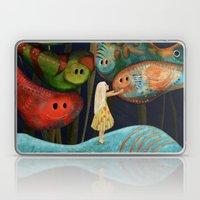 My Fascinating Friends Laptop & iPad Skin