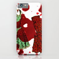 iPhone & iPod Case featuring Susie homemaker  by mcmerriweather