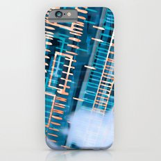 Cybernetic Memory 20-08-16-Menchulica iPhone 6 Slim Case