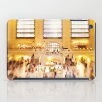 Grand Central Station NYC iPad Case