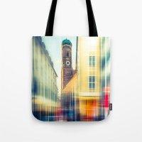 Frauenkirche - Munich - … Tote Bag