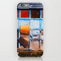 iPhone & iPod Case featuring Garage by Flashbax Twenty Three