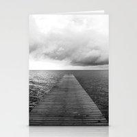 Seebrücke Stationery Cards