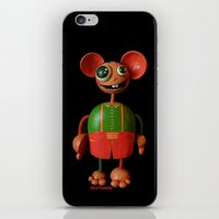 Juca Favolas iPhone & iPod Skin