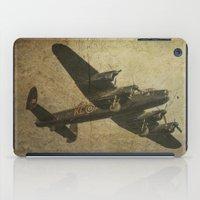 Avro Lancaster  iPad Case