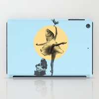 Ballerina Fish iPad Case