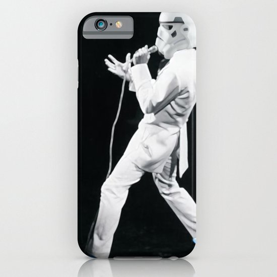 Blue Suede Trooper _ elvis and star wars iPhone & iPod Case