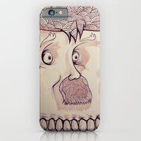 In Your Face Mr. Moustac… iPhone 6 Slim Case