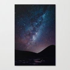 New Zealand's Night Sky Canvas Print