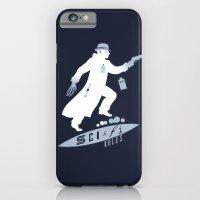 SCI-FI Rules iPhone 6 Slim Case