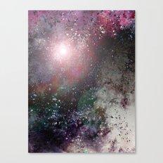 Space Debris Canvas Print