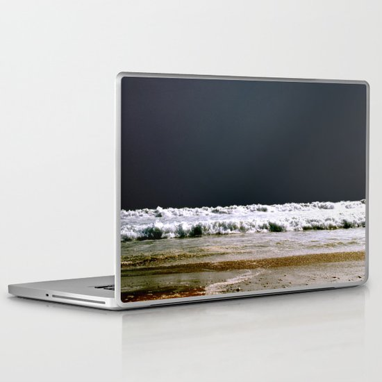night dip Laptop & iPad Skin