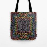 Intricate Detail Tote Bag