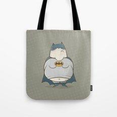 Too Fat To Bat Tote Bag