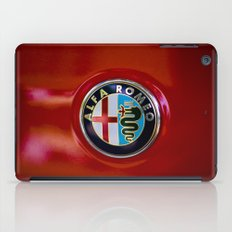 Alfa Romeo iPad Case