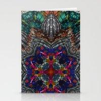 Psychedelic Botanical 16 Stationery Cards