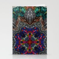 Psychedelic Botanical 16 Stationery Cards