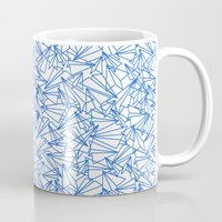 Schoolyard Aviation White Mug