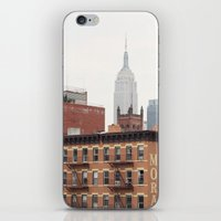 Empire State Building from the High Line iPhone & iPod Skin