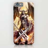 Lucifer iPhone 6 Slim Case