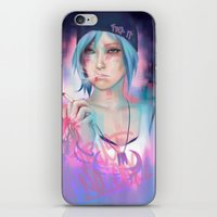 Chloe iPhone & iPod Skin