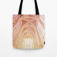 Saint Chapelle Paris Tote Bag
