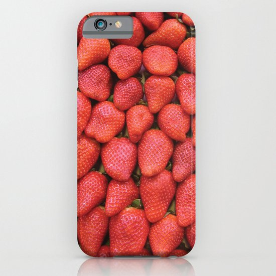 Fresas iPhone & iPod Case