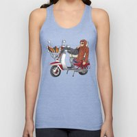 scooter is my soulmate Unisex Tank Top