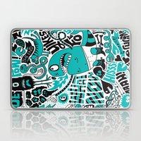 Foe! Laptop & iPad Skin