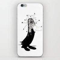 Magic Penguin iPhone & iPod Skin