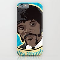 Jules Winnfield Portrait iPhone 6 Slim Case